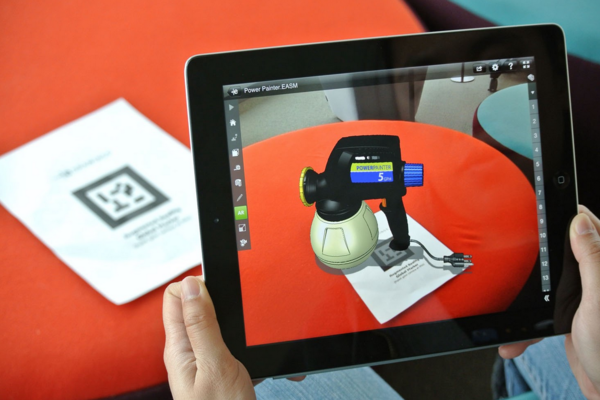 Markerless vs Marker-based - Augmented Reality (AR)